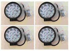 4x42W C LED OFFROAD WORK LIGHT HEAD REVERSE SPOT LIGHTS 4 TRUCK 4WD UTE BOAT CAR