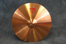 Paiste 2002 Classic 24'' Ride Cymbal - Excellent Demo Model