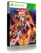 Ultimate Marvel vs. Capcom 3 - (XB360, Xbox 360) - Brand New & Sealed