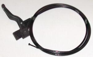 Cavalier, Calibra bonnet cable & pull. New!   [7004]