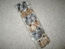 "NEW 12 ""KOALAS"" Pencil Huggers Furry Animal Birthday Party Favors Dozen Pack"