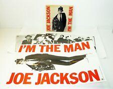 "JOE JACKSON ""I'm The Man - The 7-Inch Album"" US 1979 M-/EX 5x 7"" 45 BOX Set 70s"