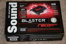 Creative Sound Blaster Recon3D THX PCIE Fatal1ty Pro Champion Series Sound Card