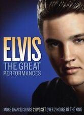 Elvis Presley - Elvis: The Great Performances [New DVD]