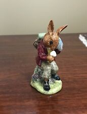 New listing Billie Bunnykins Titled Cooling Off Royal Doulton Figurine Db 3 Issued 1972
