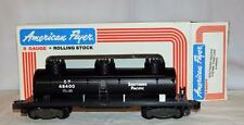 American Flyer 6-48400 Southern Pacific Tank Car SP 48400 3 Dome HARR #5 S scale