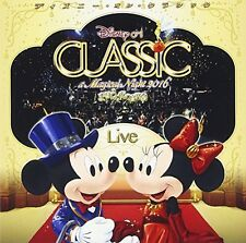 OST-DISNEY ON CLASSIC A MAGICAL NIGHT 2016 THE LIVE-JAPAN 2 CD H51