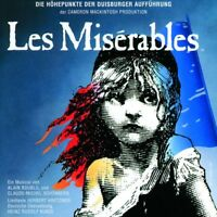 LES MISERABLES MUSICAL SOUNDTRACK CD NEW!