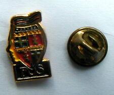 CALCIO football vecchia spilla distintivo pin FEMMINILE TORRES SASSARI Sardegna