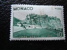 MONACO - timbre yvert et tellier n° 184 nsg (A19) stamp (tache comme oblitere)