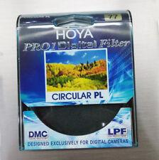 Hoya 77mm Pro1 digitales Circular filtro polarizador Pro CPL polarizador C-PL