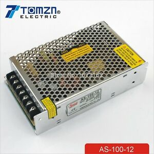 100W 12V 8.5A Small Volume Single Output Switching power supply