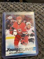 19-20 UD Series 2 Hockey Young Guns 490 Eetu Luostarinen