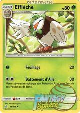 Pokemon - Effleche - reverse - 19/236 SL12 - VF Français
