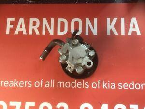 Kia Sedona 2.9 Crdi diesel power steering pump 2006 to 09 571104D000 GENUINE