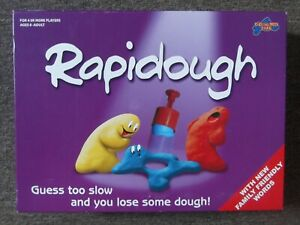 Rapidough Game by Drumond Park - Family Friendly Edition for Age 8 - Adult
