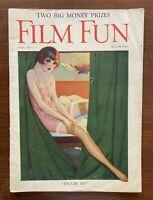 Film Fun Magazine April 1925 RARE