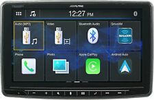 "Alpine iLX-F259, Halo9 9"" Digital Media Receiver, Apple CarPlay Android Auto"