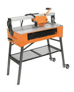 Vitrex 103450 Power Pro 900 Bridge Saw 230V 200mm Blade cuts upto 35mm Thick