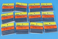 LOT OF 12 PACKAGES DU-BRO Heat Shrink Tube 3x3/8 DU-BRO 2149  36 TOTAL PIECES