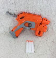 NERF N-Strike Nite Finder EX-3 Gear Up Blaster Dart Gun Toy Hasbro Orange RARE