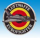 Patch écusson Luftwaffe Eurofighter (silver)