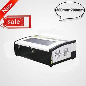 New! USB 40W Desktop Laser Engraver Laser Cutting machine High Speed 12''x8''