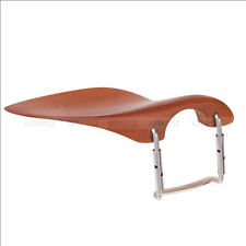 Chin Rest Chinrest w/ Chrome Screw for 4/4 Violin Jujube Material