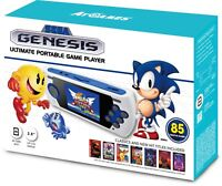 SEGA Genesis Ultimate Portable Game Player - 85 Built-In Games (GP3228)™