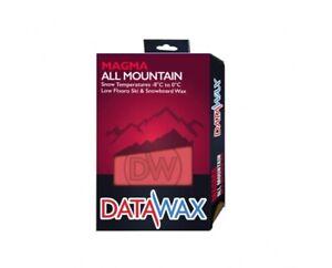SKI SNOWBOARD Datawax Magma (-8oC to 0oC) low fluoro iron/rub on performance wax