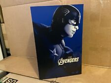 Hot Toys The Avengers Captain America MMS 174 Complete With Shipper