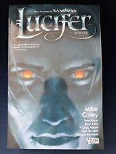 Lucifer Book Four TPB by Mike Carey (2013 Vertigo, Vol. 4)