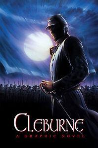 Cleburne CIVIL WAR Graphic Novel AUTOGRAPHED