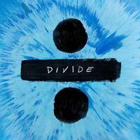 ED SHEERAN  Divide 12 TRACKS CD  NEW  sealed Warner