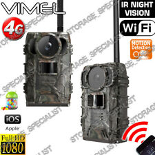 4G Trail Camera Owlzer Home Security Hunting WIFI Wireless No Spy Hidden 3G