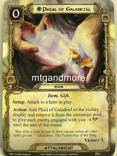 Lord of the Rings LCG  - 1x Phial of Galadriel  #015 - The Road Darkens