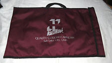 Hallmark Quality Custom Cabinetry 15 x 26 inches Door Bag