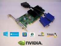 HP EliteDesk 800 G1 Tower NVIDIA Dual Monitor VGA Video Graphics Card
