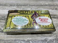 🔥 SEALED Skybox Premium 1996-97 Series 2 NBA Basketball Hobby Box 🔥