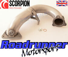 "Scorpion DECAT TURBO DOWNPIPE Megane 225 RS250 RS265 3"" DE-CAT D'échappement SRNC 022"