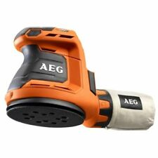 AEG 18v 125mm Random Orbital Sander Skin Only