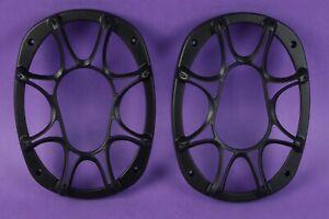 2 Kicker DSC693 Speaker grills 2 Kicker DSC693 Speaker grilles