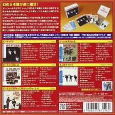 THE BEATLES - JAPAN BOX ; rare deleted 5-CD Limited Edition Box Set ; New & Seal
