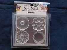 PADICO Soft Mold UV Resin & Clay Donut