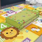 Baby Kids Play Mat Crawling Foldable Soft Carpet Waterproof Toddler Playmat