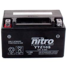 Batterie Yamaha XP 500 TMax SJ061 Bj.2008 Nitro YTZ10S GEL geschlossen