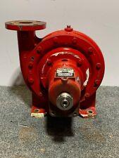 "Used Bell & Gossett P42263 Centrifugal Pump 2-1/2"" x 2"""