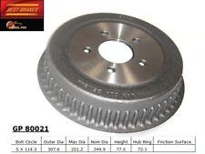 Brake Drum Rear Best Brake GP80021