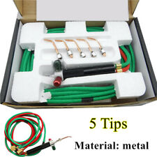 Jewelry Jewelers Micro Mini Gas Little Torch Welding Soldering 5 Tips Portable