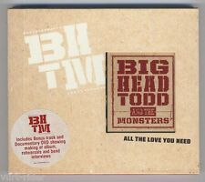 Big Head Todd and the Monsters - All The Love You Need - CD -come nuovo-like new